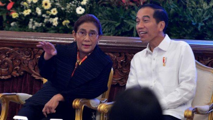 Terungkap Alasan Susi Pudjiastuti Tak jadi Menteri Jokowi Lagi, Menko Bidang Maritim Disorot