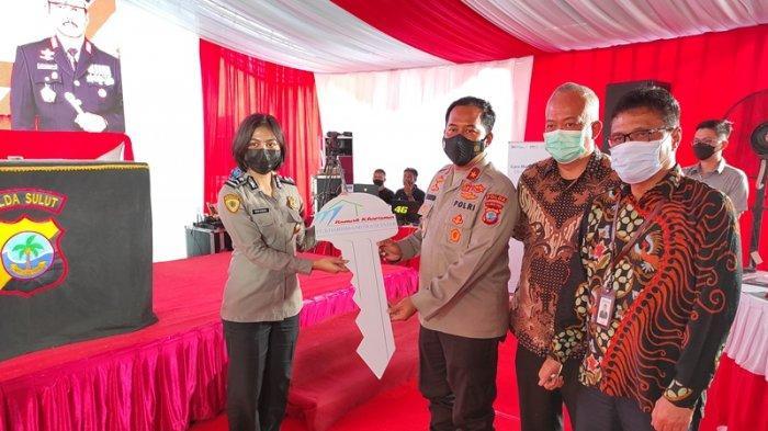 BRI Manado Berikan Pembiayaan Perumahan bagi Pegawai Negeri Pada Polri