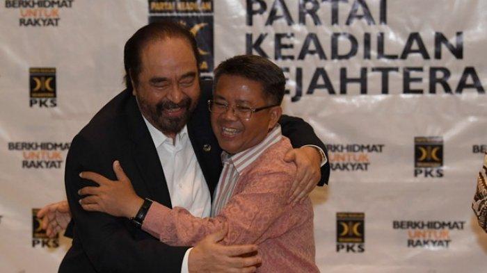 Nasdem Dekat dengan PKS, Sinyal Kuat Kritisi Pemerintah, Surya Paloh: Kami Lebih Hangat Bersama