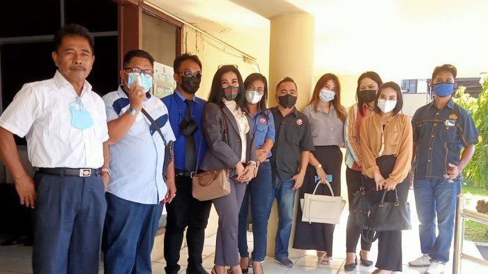 Mereka yang tergabung dalam Kongres Advokat Indonesia (KAI) itu mendampingi Stevani karena menduga adanya dugaan kriminalisasi.