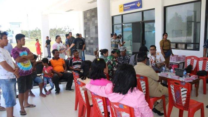 Meski Libur, KP2KP Talaud Buka Layanan Perpajakan di Bandara Miangas