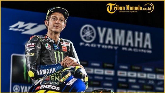 MotoGP - Valentino Rossi Masih Bisa Kompetitif, Max Biaggi: Luar Biasa, Dia Seorang Pemberani