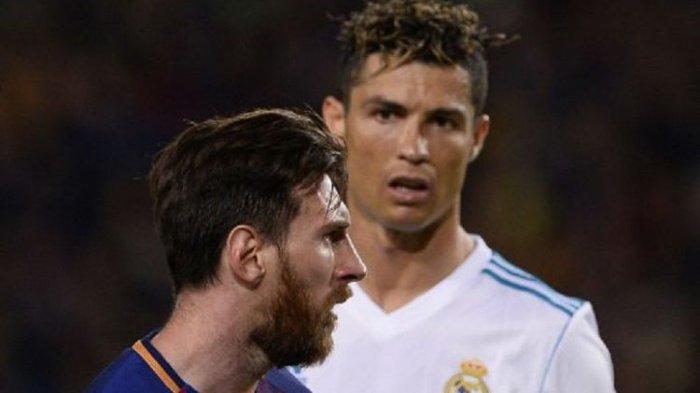 Lionel Messi Tiru Langkah Cristiano Ronaldo Untuk Menghindar dari Wabah Virus Corona