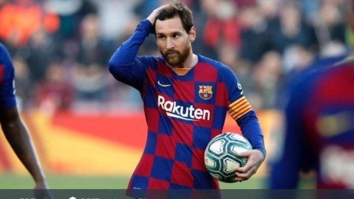 Barcelona vs Eibar Pekan 16 Liga Spanyol,Laga Menagih 'Janji' Seorang Lionel Messipada Blaugrana