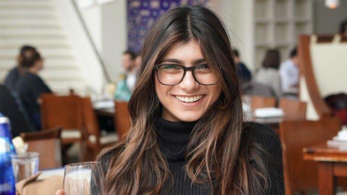 Masih Ingat Mia Khalifa? Mantan Bintang Film Dewasa Keturunan Lebanon, Kini Ikut Dukung Palestina
