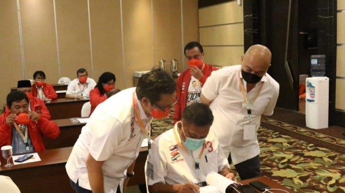 Olly-Steven Dilantik Jokowi, Umbas: Mumpuni dan Teruji, Tugas Berat Pasti Dilalui