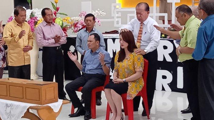 Michaela Elsiana Paruntu, Bakal Calon Bupati Minsel Paling Rajin 'Blusukan'