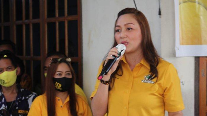 Michaela Paruntu Ucapkan Selamat untuk FDW-PYR