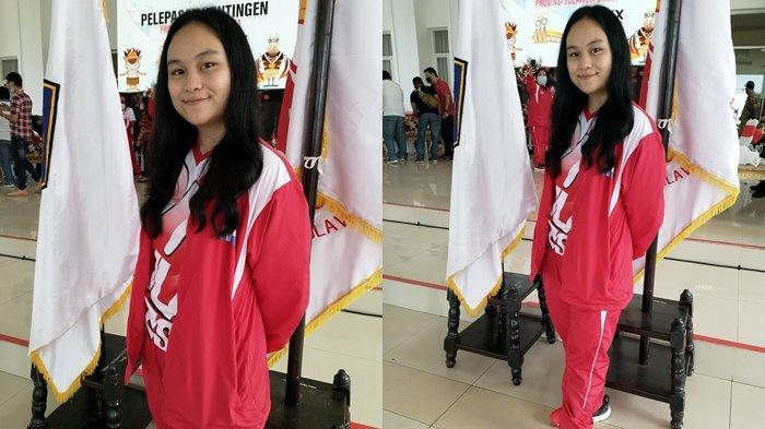 Gadis Tomohon Michella Lasut Bercita-cita Ingin Ikut Olimpiade Menembak Skala Internasional