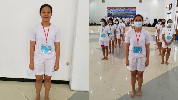Cerita Gadis Manado Michelle Eliana Tumbel Masuk Tentara Nasional Indonesia