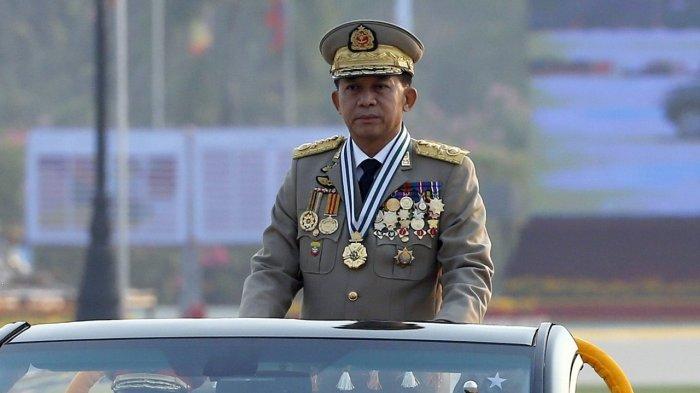 Habis Kesabaran, Jenderal Penguasa Myanmar Ancam Akan Berlakukan Tindakan Efektif pada Demonstran