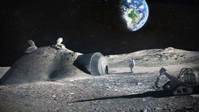 Misi Rusia untuk Perjalanan ke Bulan Ditunda, Ini Kendalanya