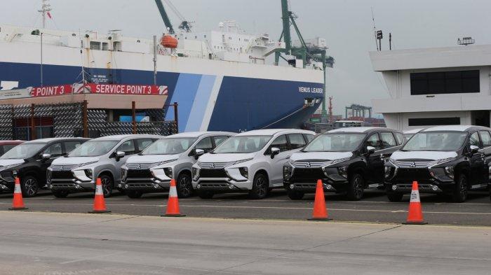 Akhir Tahun, Mitsubishi Turunkan Produksi Xpander