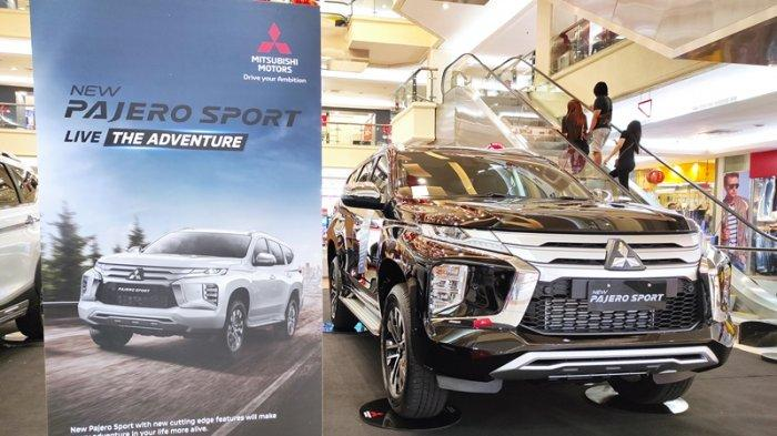 Mitsubishi New Pajero Sport hadir di Bumi Nyiur Melambai. Sejak diperkenalkan tahun 2009, Pajero Sport menjadi SUV pilihan utama masyarakat di Indonesia.