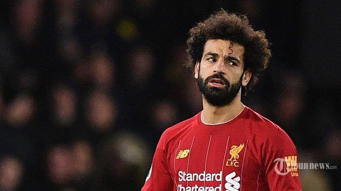 Tumpul di 4 Laga Liverpool, Michael Owen Sorot Performa Mohamed Salah: Semakin Egois!