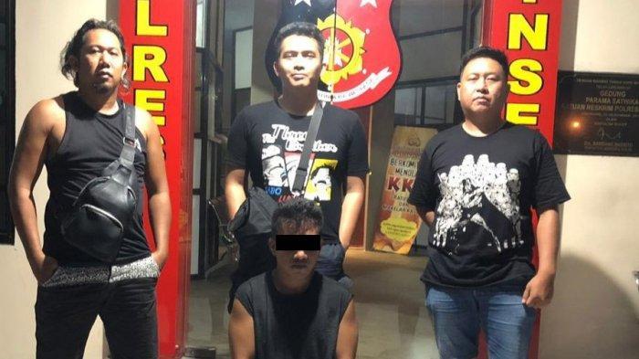 Gelapkan Dua Mobil Sewaan Sampai ke Gorontalo, Falen Akhirnya Ditangkap Polisi