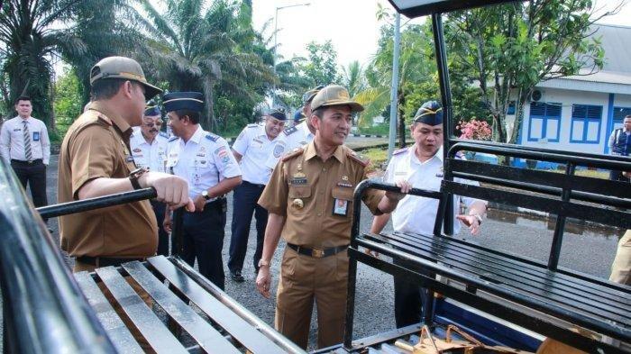 Sekda Kota Palembang Nilai Armada Dishub Belum Maksimal, Hanya Ada 4 Mobil Patroli