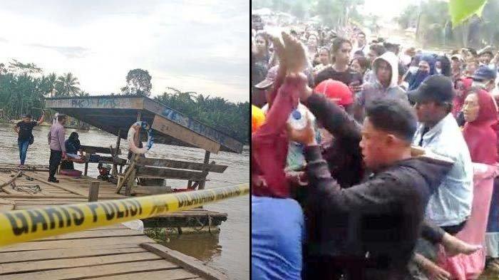 Nama-nama Korban pada Kejadian Mobil Terjun ke Sungai Lalu Hanyut dan Tenggelam di Sulawesi Tenggara
