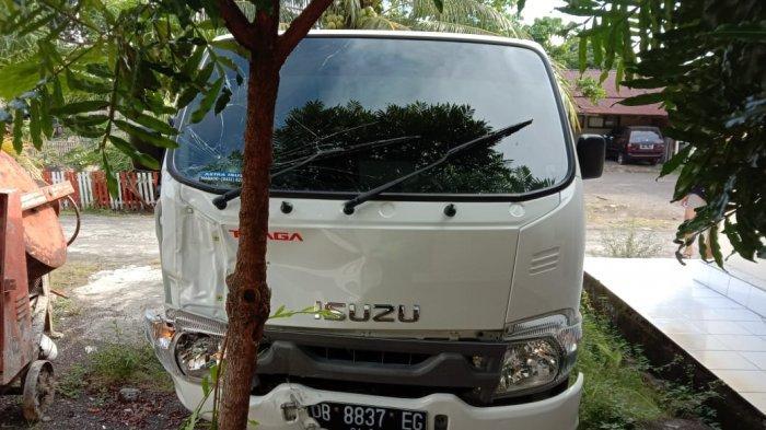 Laka di Jalan Trans Sulawesi, Hendrik Sumarab Meninggal Dunia Ditabrak Mobil Pick Up