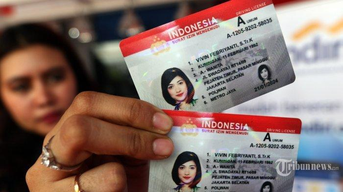 Berikut Rincian Tarif Pembuatan Smart SIM dan Perpanjangannya