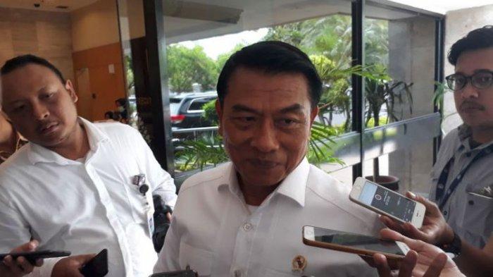 Tiga Menteri Jokowi Terjerat Korupsi, Moeldoko: Presiden Tidak Mau Intervensi Tentang Itu