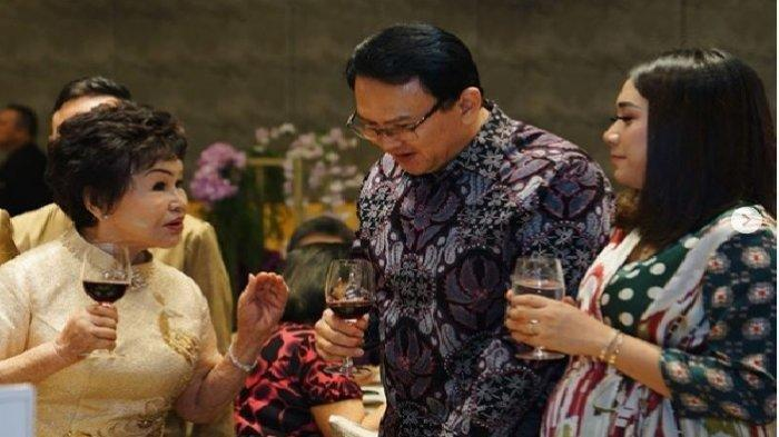Terbaru, Momen Mesra Ahok & Puput Nastiti Devi Jelang Hari Lahir Buah Cinta Mereka 'Dede Yosafat'
