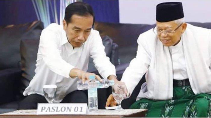 Ma'ruf Akan Janji Lepas Jabatan Ketua MUI Usai Dilantik Jadi Wapres
