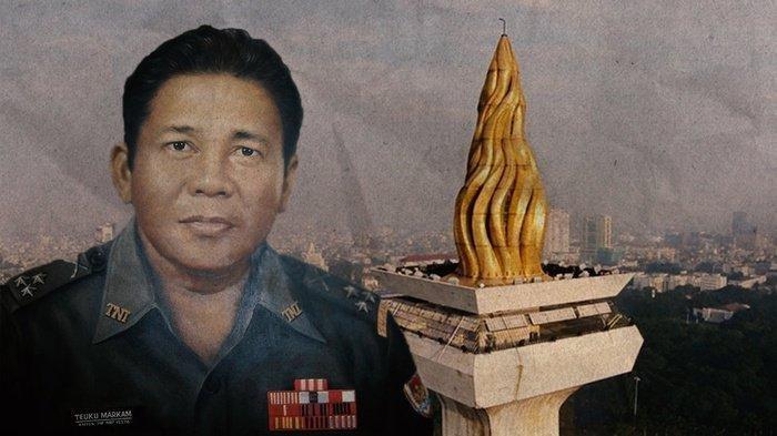 Jarang Diketahui, Ternyata Pria inilah Penyumbang Emas Untuk Monas, Pria Terkaya Era Soekarno