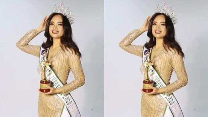 Monica Fransisca Khonado Siap Perkenalkan Likupang Pada Kontes Miss Earth International di Filipina