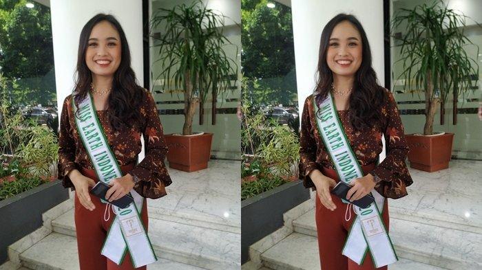 Monica Khonado Miss Earth 2020 Siap Promosikan Pariwisata Sulut, Minta DukunganOlly Dondokambey