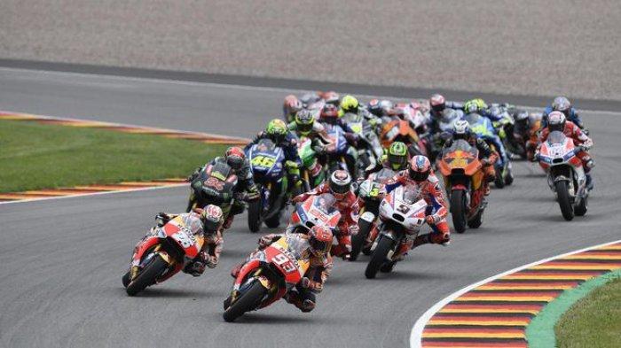 LINK Live Streaming dan Jadwal MotoGP Belanda 2019 Live Trans7, Balapan Seri Ke-8 di Sirkuit Assen