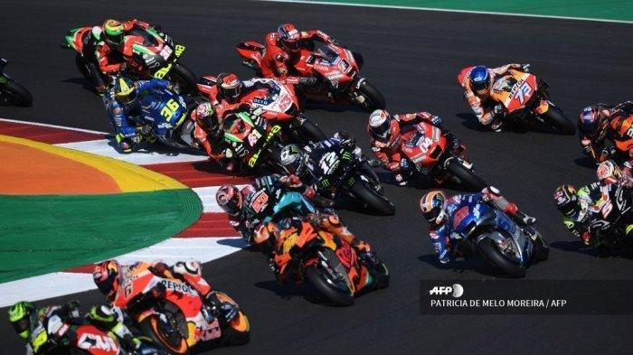 UPDATE Klasemen MotoGP 2021 Usai GP Portugal: Posisi Puncak Milik Quartararo, Rossi dan Marquez?