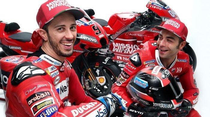MotoGP 2019 - Janji Danilo Petrucci Bantu Andrea Dovizioso Capai Target Ducati
