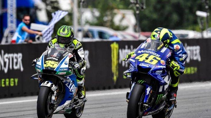 Jadwal Live Streaming Trans 7 MotoGP Italia 2018 Sirkuit Misano - Harapan Besar Bagi Valentino Rossi