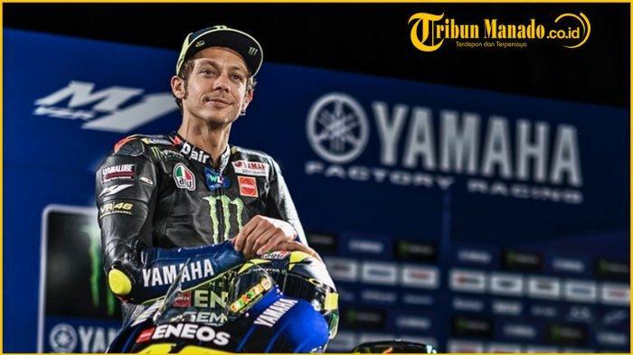 Rossi Beri Saran pada Pihak MotoGP soal Hukuman Cal Crutchlow, 'Diam Ditempat'
