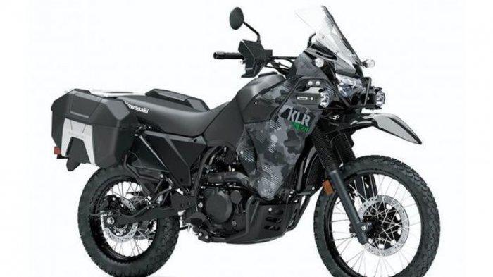 Motor Baru Kawasaki KLR 650, Sempat Disuntik Mati pada 2018 Silam, Berikut Spesifikasi dan Harganya!