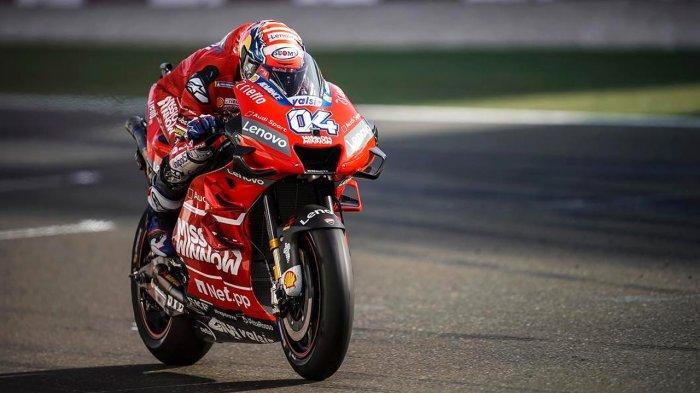 Andrea Dovizioso Alihkan Fokusnya Merebut Gelar Runner Up Pada MotoGP 2019