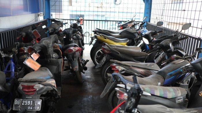 Pelaku Pencurian Motor di Wilayah Bailang Kota Manado Diringkus Polisi