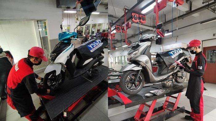 Berikut Ini Keuntungan dari Motor Skutik Yamaha 125 CC