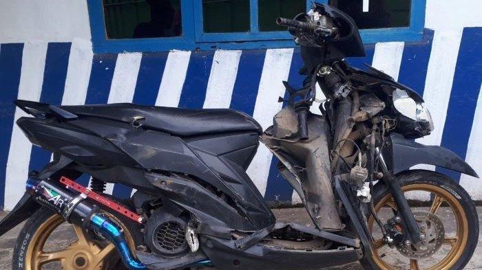 Kecelakaan Maut Tadi Siang, Bocah 15 Tahun Tewas di Tempat, Korban Naik Mio dan Jatuh Terlindas Truk