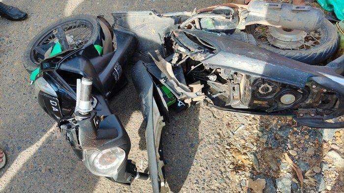 Kecelakaan Maut, Pemotor Tewas di Tempat, Saksi Sebut Keduanya Saling Berbenturan hingga Jatuh