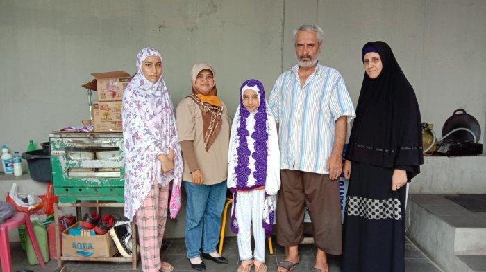 Kisah Keluarga Afghanistan di Manado, Bahagia dan Ingin Jadi WNI