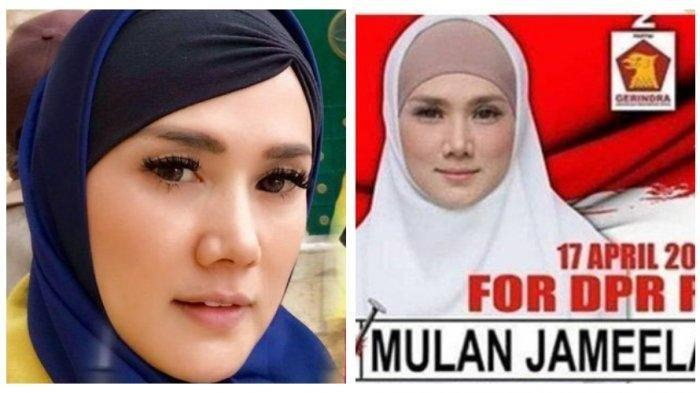 Mulan Jameela Jadi Anggota DPR RI, Begini Reaksi Partai Prabowo :Harus Baca Lengkap Amar Putusan