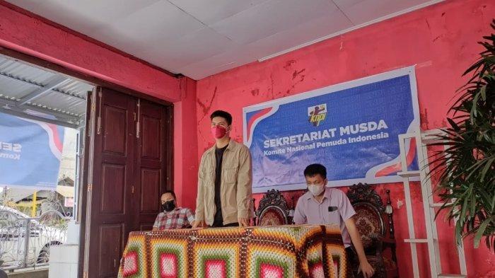 Musda KNPI Tomohon Digelar 29 April, Pendaftaran Bakal Calon Ketua Dibuka Selama Dua Hari