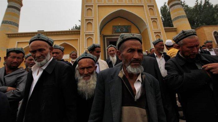 Parlemen AS Sahkan RUU Uighur, China Murka Atas Langkah AS
