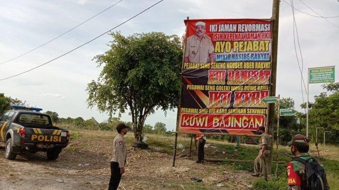 SOSOK Samto Kepala Desa yang Maki Pemerintah: Saya PasangBalihountuk Membela Rakyat Kecil