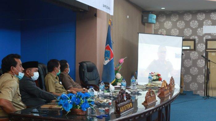 Musrenbang RKPD Tahun 2022 Kabupaten Boltim