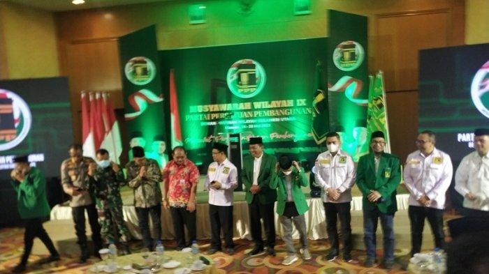 Depri Pontoh -Madzhabullah Ali Duet PimpinPPP Sulut, Tinggal Tunggu SK DPP