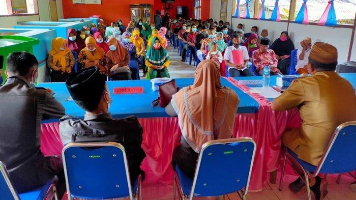 Pemerintah Desa Nunuka Raya Bolsel Gelar Musrenbang