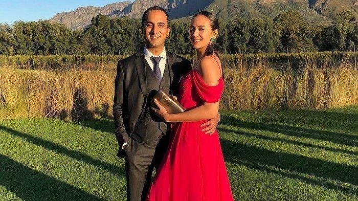 Genap 3 Tahun Pernikahannya dengan Pria Asal India, Nadine Alexandra: Dia Pasangan Impian Saya